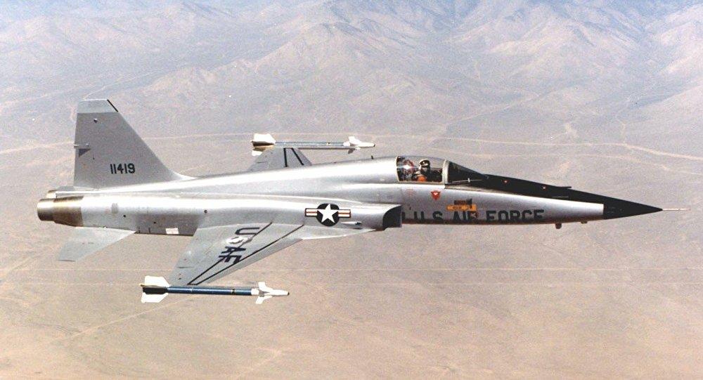 Avião F-5E Tiger II (arquivo)