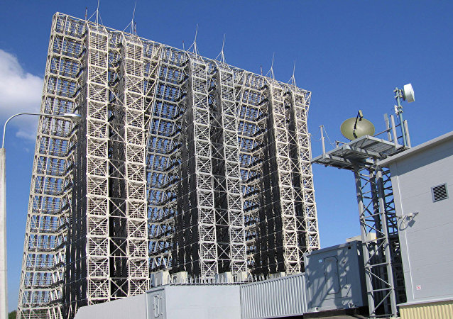VHF radar Voronezh, Região de Leningrado, Rússia