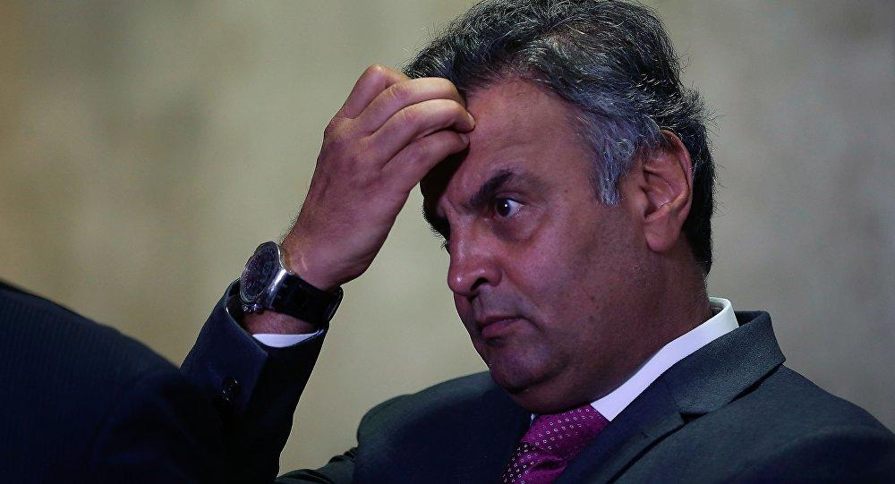 Moraes manda investigação sobre Aécio para Minas