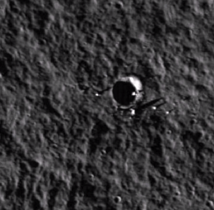 Base secreta de extraterrestres na Lua