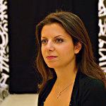 Margarita Simonyan, editora-chefe do RT