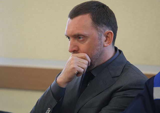 RusAl's controlling shareholder, billionaire Oleg Deripaska