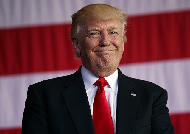 Presidente dos EUA, Donald Trump (arquivo)