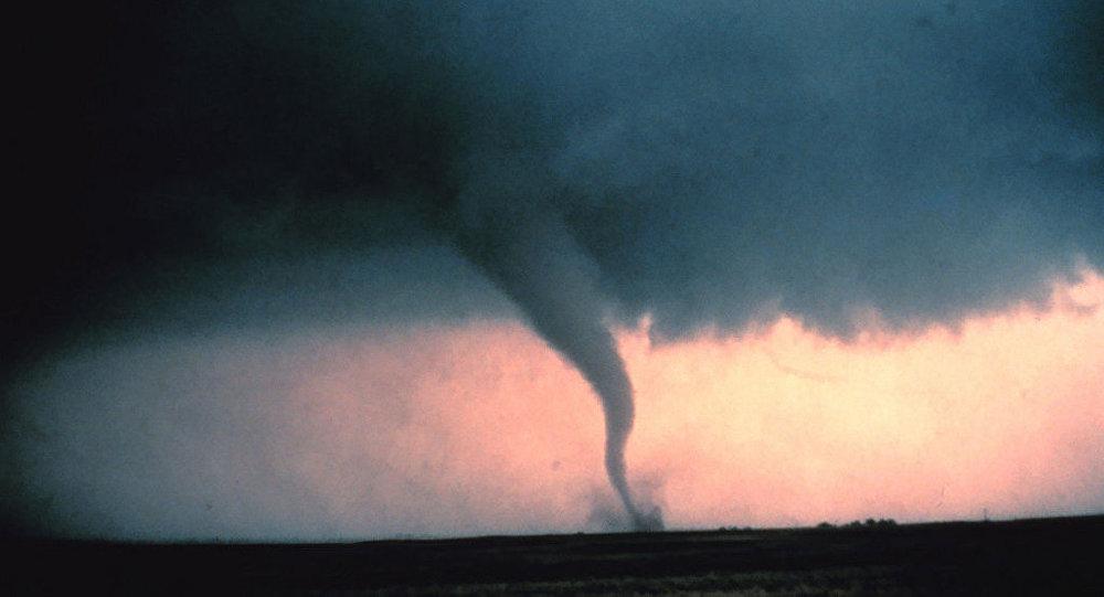 Tornado (imagem ilustrativa)