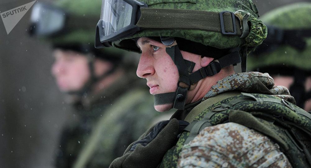 Militares russos