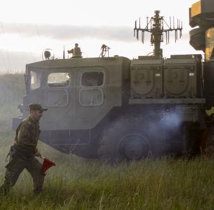 Treinamentos bilaterais de grande escala da defesa antiaérea e da aviação da Região Militar Ocidental