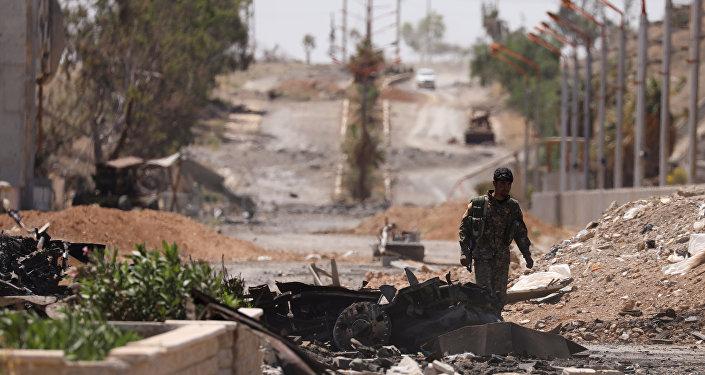 Atentando deixa 12 mortos e 15 feridos na Síria