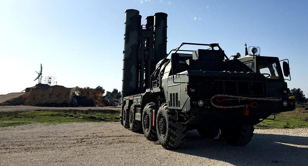 O sistema da defesa antiaérea S-400 (foto de arquivo)