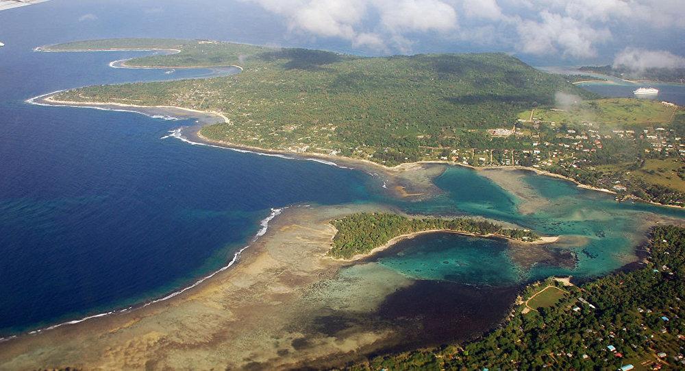 República de Vanuatu (arquivo)