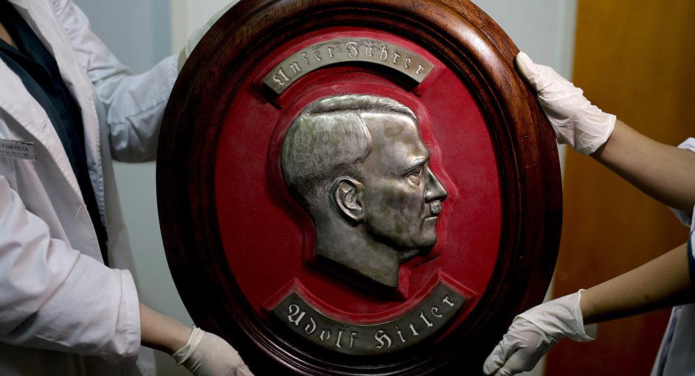 Parafernália dos tempos nazistas é encontrada na Argentina