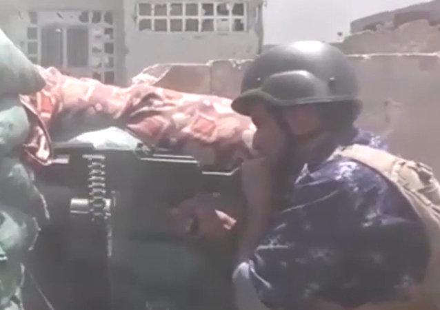 Forças iraquianas avançam contra Daesh em Mossul