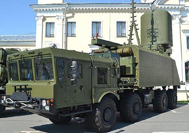 Sistema de defesa costeira Bal
