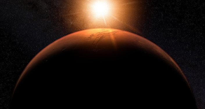 Marte (imagem ilustrativa)