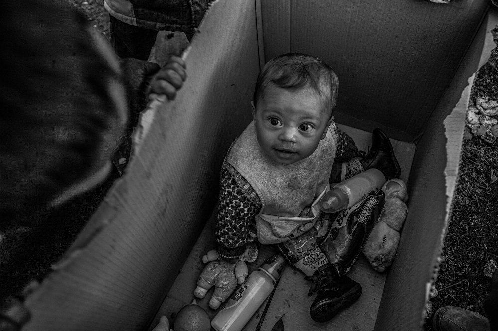O sonho europeu, da jovem fotógrafa espanhola Anna Pantelia