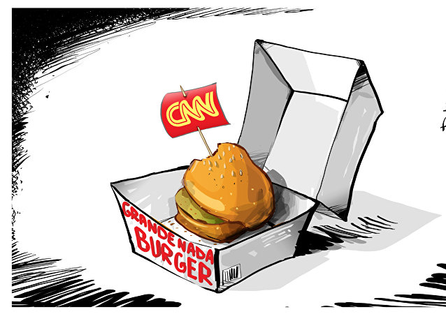 O big fake do CNN