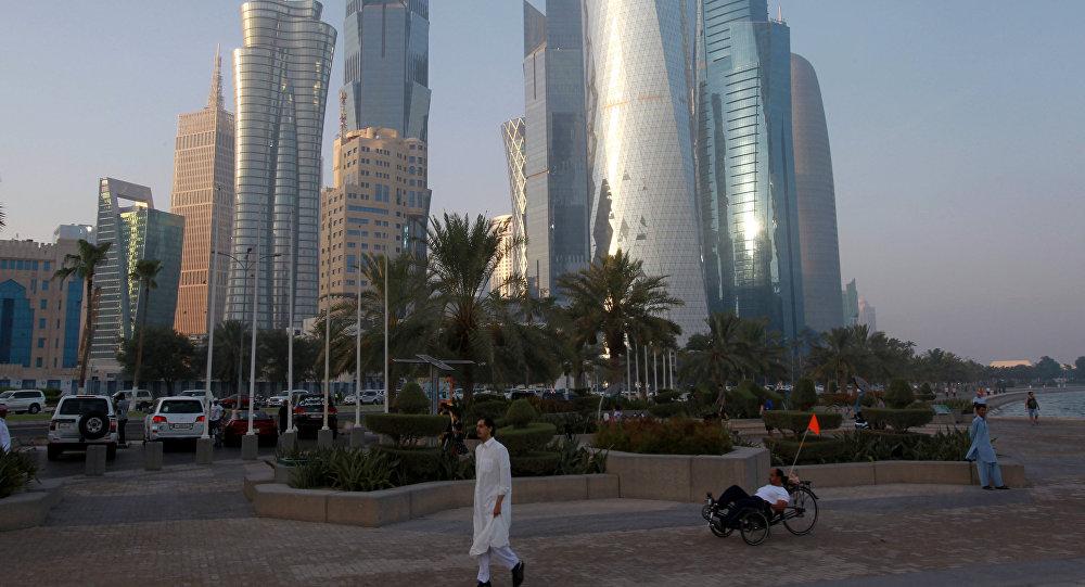 Doha, Qatar, 15 de junho de 2017