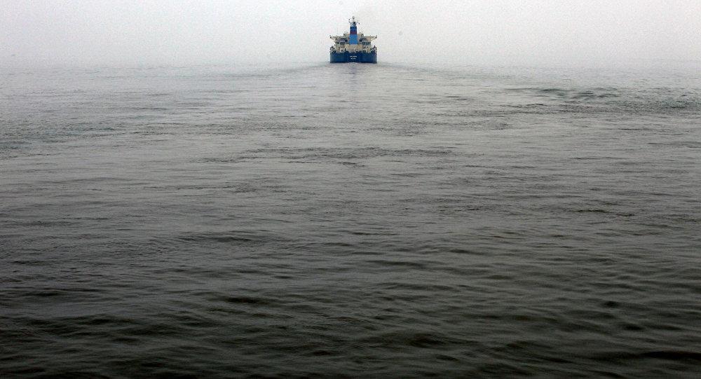Navio chinês (imagem referencial)