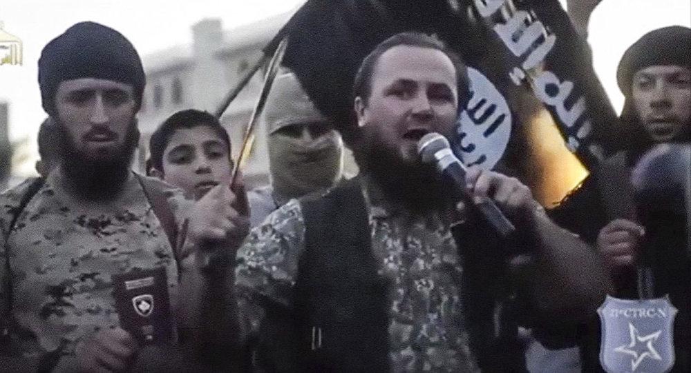 Um dos líderes do grupo terrorista Daesh, o kosovar albanês Lavdrim Muhaxheri