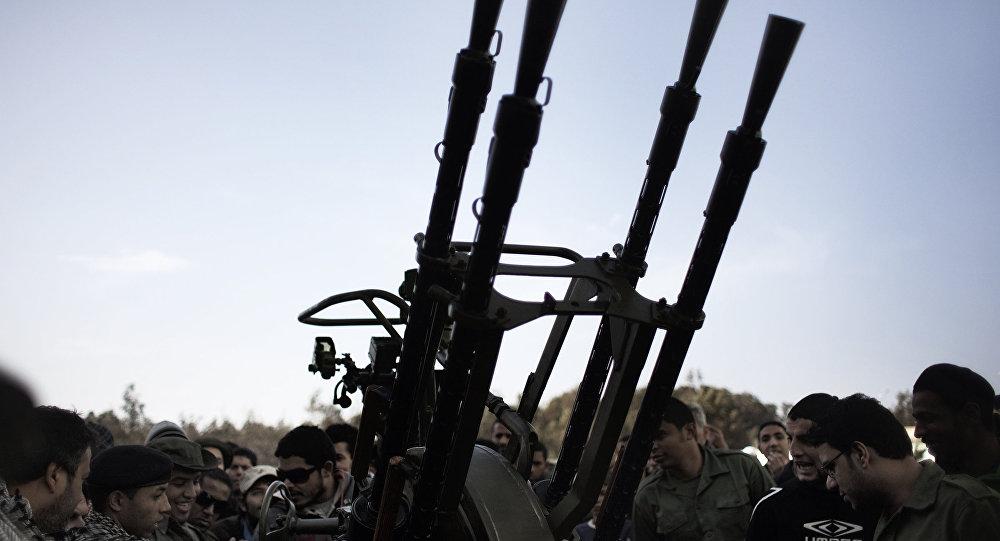 Entre os equipamentos vendidos pela Suíça ao Brasil figuravam baterias antiaéreas