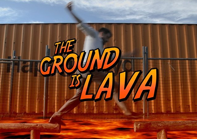 The Ground is Lava