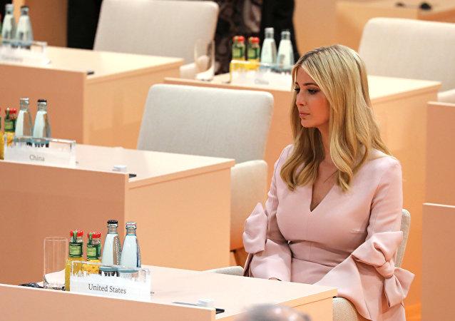 Ivanka Trump assume assento dos Estados Unidos durante o G20