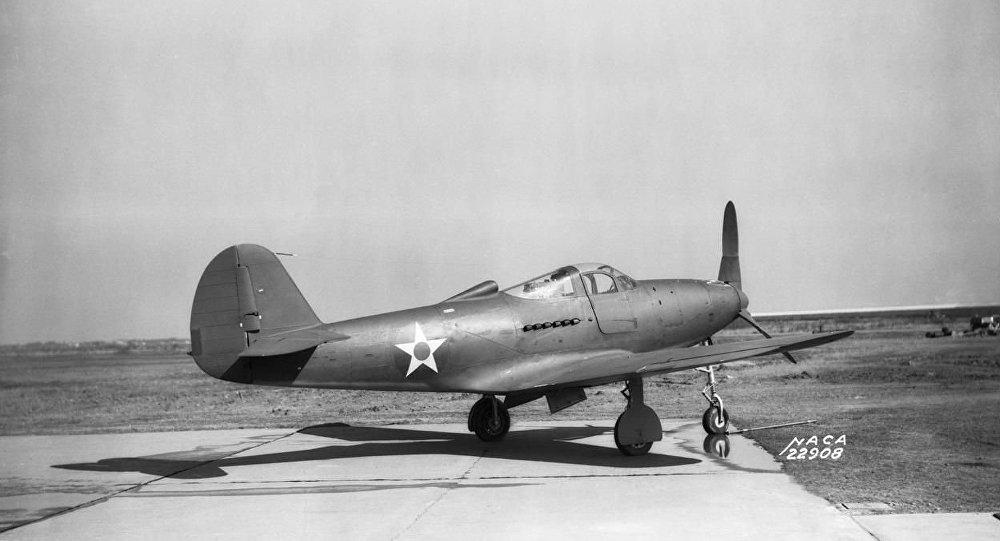 Caça Bell P-39 Airacobra