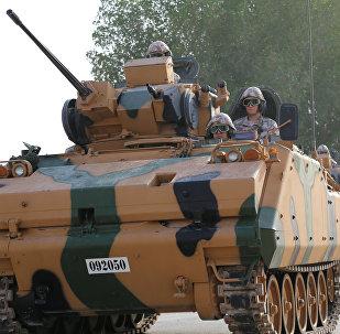Militares turcos no Qatar, Doha