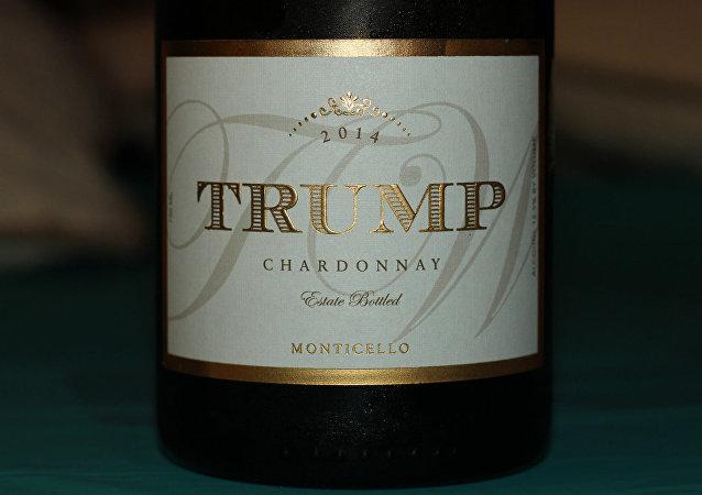 Empresa vinícola de Trump