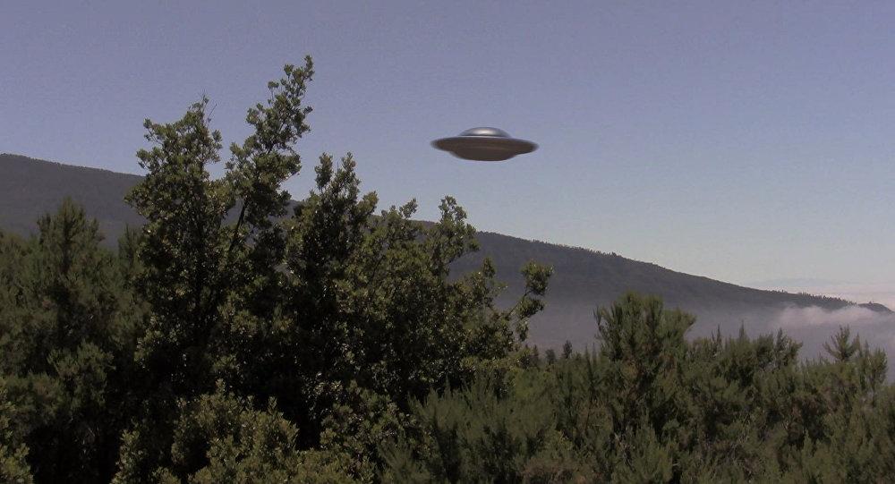 OVNIs em forma de cobra estariam sendo monitorados pelo governo americano