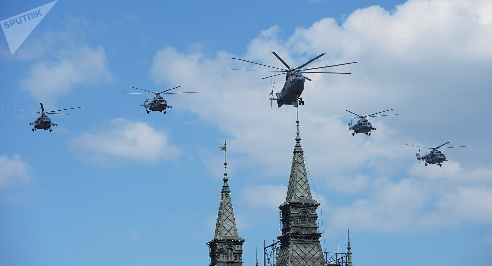 Helicópteros Mi-26