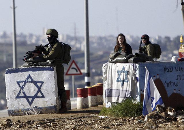 Soldados de Israel.