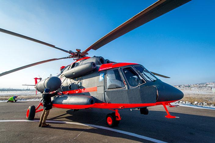 Mi-8AMTCh-VA Terminator