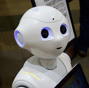 Um robô japonês