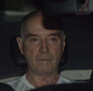 Eike Batista sendo conduzido pela Polícia Federal, no início de 2017