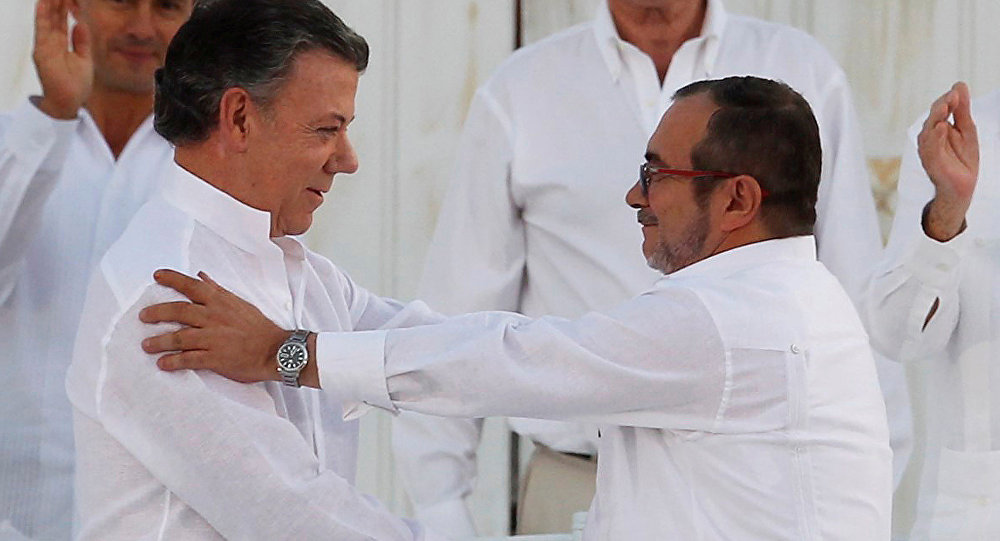 FARC lançam partido político em setembro na Colômbia