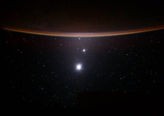 Desfile de planetas