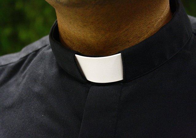 Um padre
