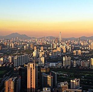 Cidade chinesa de Shenzhen