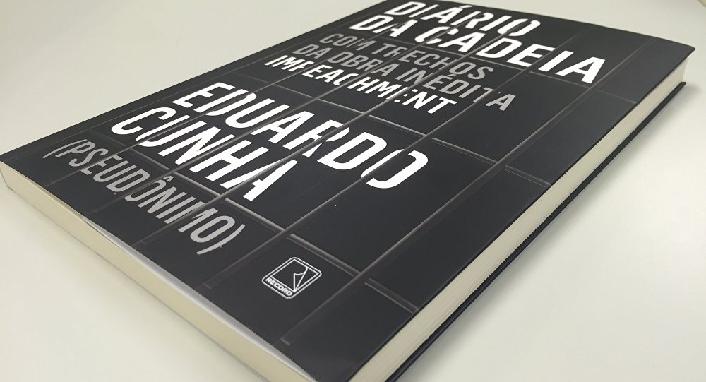 O polêmico livro de 'Eduardo Cunha'