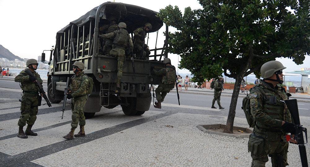 Rio registra 100º assassinato de policial militar no ano de 2017