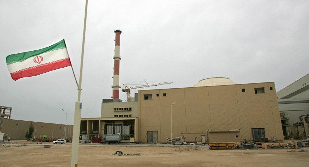 Central nuclear de Bushehr, no Irã.