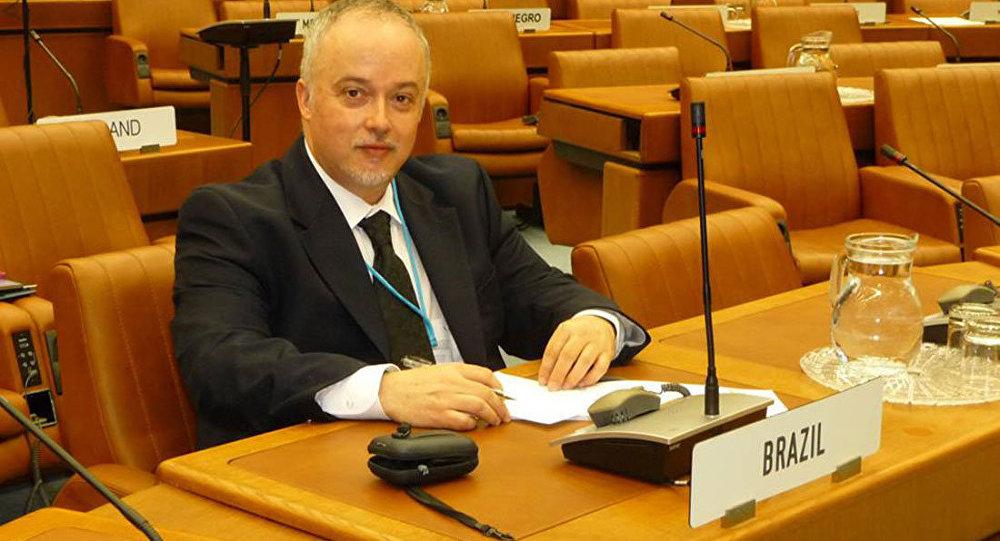 Procurador regional da República Carlos Fernando dos Santos Lima