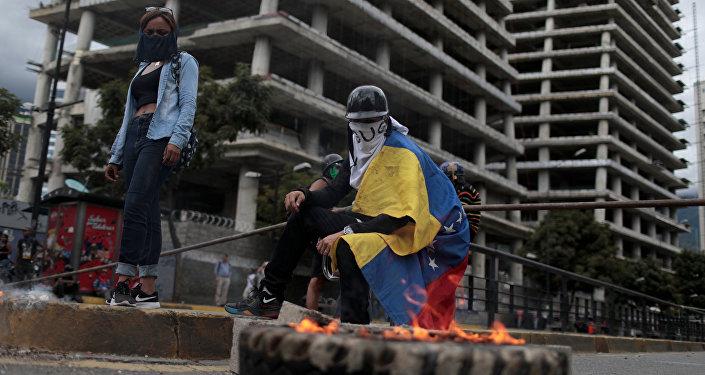 EUA poderiam conduzir ação militar na Venezuela — Trump