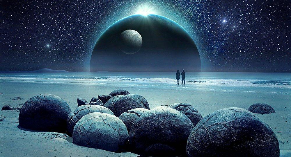 Universo (foto referencial)
