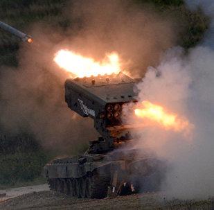 TOS-1 Solntsepyok