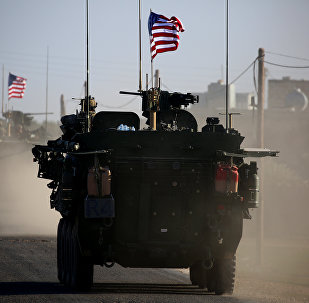 Forças dos EUA na Síria (foto de arquivo)