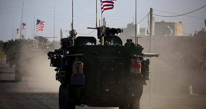 Forças dos EUA na Síria