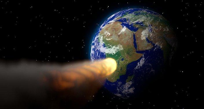 Asteroide aproxima-se da Terra