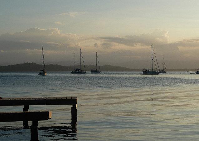 Bocas del Toro, Panamá, região turística do país centro-americano que foi palco dos crimes cometidos por William Dathan Holbert e Laura Reese