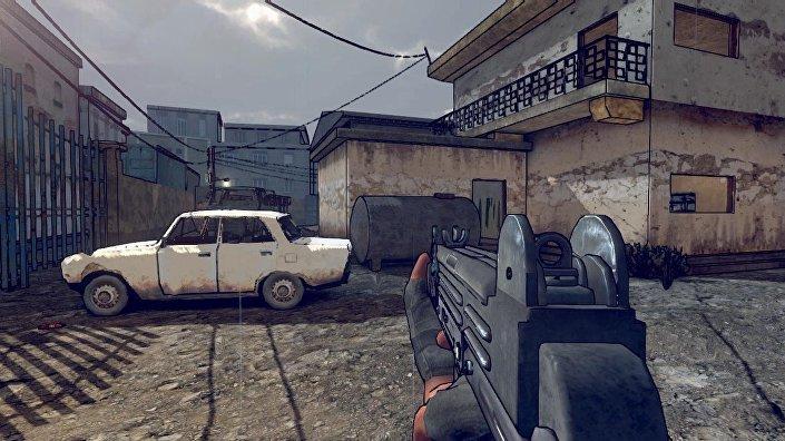 Imagem do game Batalha no Golfo de Áden 2